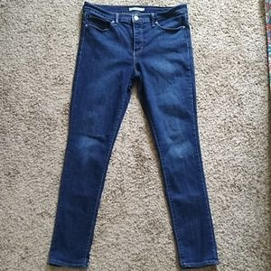 Gently Worn Levi's 311 Shaping Skinny Jeans
